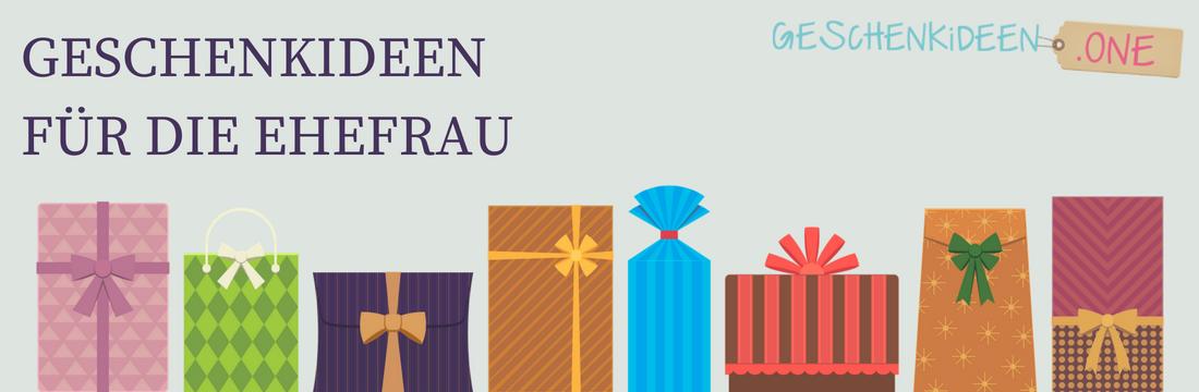 Schöne Geschenkideen Weihnachten.12 Schöne Geschenke Für Die Ehefrau Geschenkideen One