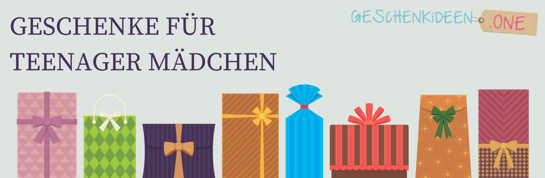 Meine 15 originellen Geschenke für Teenager Mädchen | Geschenkideen One