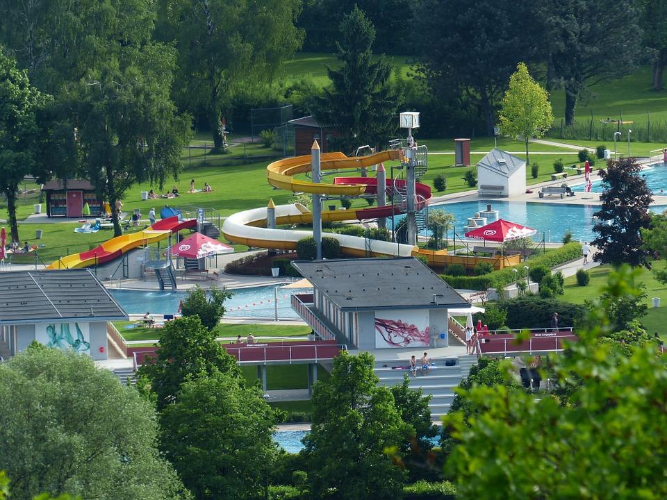 Wasserpark als Geschenk für Teenager Mädchen